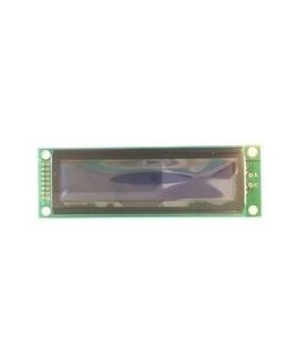 LCD کاراکتری 2*20 آبی