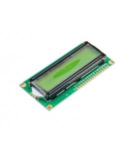 LCD کاراکتری 2*16 سبز