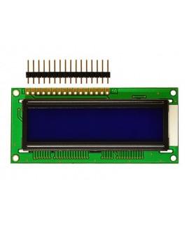 LCD کاراکتری 2*16 آبی