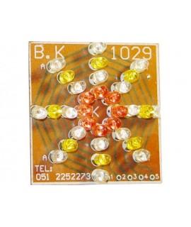 گل الکترونیک با 32 دیود نورانی