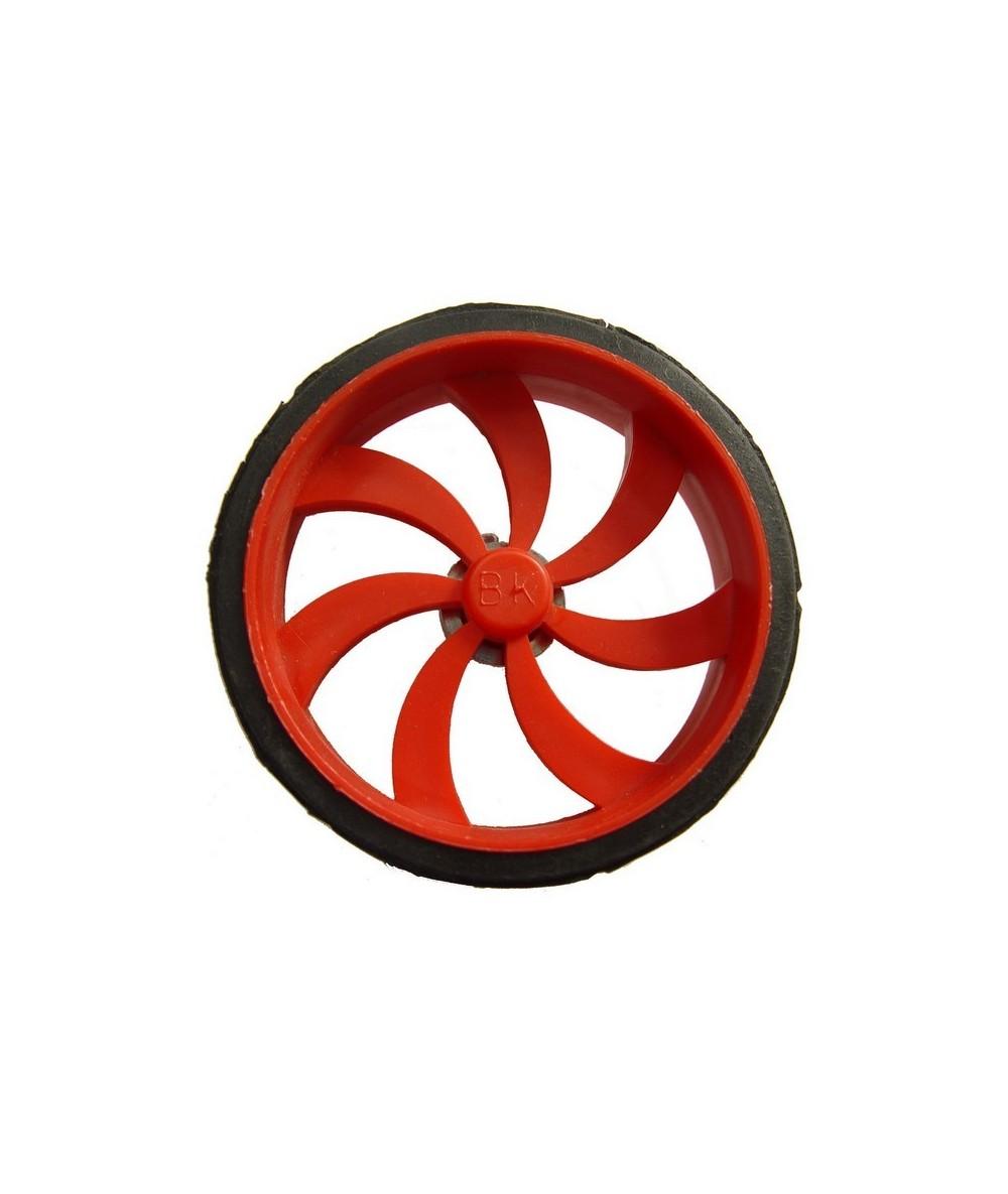 چرخ پلاستیکی با قطر 10 سانتیمتر