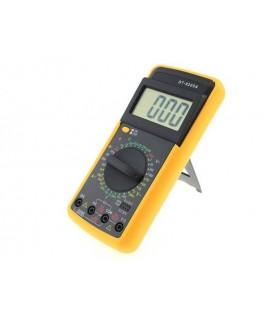 مولتی متر دیجیتال به همراه خازن سنج مدل DT9205A
