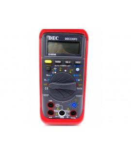 مولتی متر دیجیتال اتورنج DEC مدل 330FC