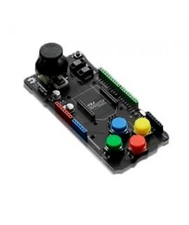 شیلد جوی استیک آردوینو مدل بی سیم Arduino joystick shield v2
