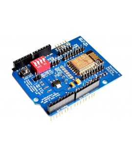 شیلد وای فای آردوینو Arduino ESP8266 Wifi Shield