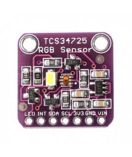 ماژول تشخیص رنگ دقیق TCS34725 RGB Sensor