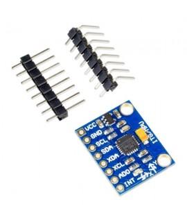ماژول سنسور شتاب و ژایرو مدل (MPU6050(GY-521