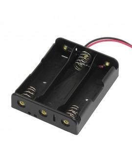 جاباتری سه تایی باتری های لیتیوم یون 3.7V سایز 18650