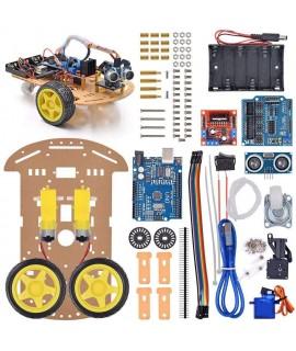 کیت ربات هوشمند آردوینو UNO با اتصالات مورد نیاز