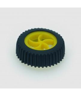 چرخ طرح اسپرت با قطر 3.5 سانتیمتر
