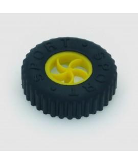 چرخ طرح اسپرت با قطر 5 سانتیمتر