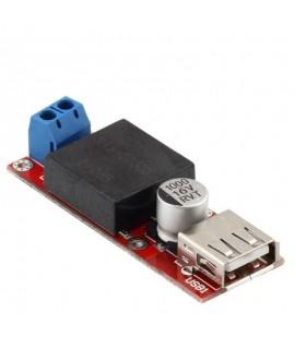 ماژول کاهنده ولتاژ KIS3R33S با خروجی 5 ولت 3 آمپر ثابت USB