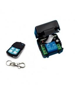 ریموت کنترل یک کانال کدلرن با جعبه و ریموت طرح جدید