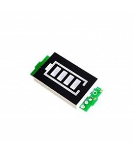 ماژول نمایشگر ظرفیت باتری لیتیوم 3.7 ولت