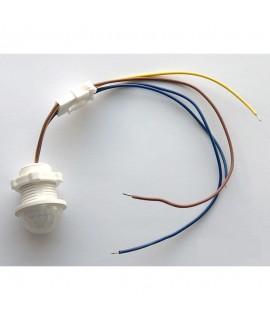 ماژول تشخیص حرکت PIR سیم دار مخصوص برق شهری AC