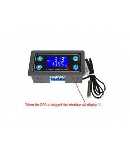 ترموستات و دماسنج دیجیتال پنلی مدل XY-WT01-3