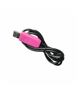 كابل USB به TTL با مبدل CP2102