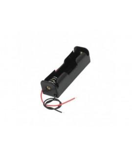 جاباتری تکی باتری سایز 18650 لیتیوم یون 3.7V