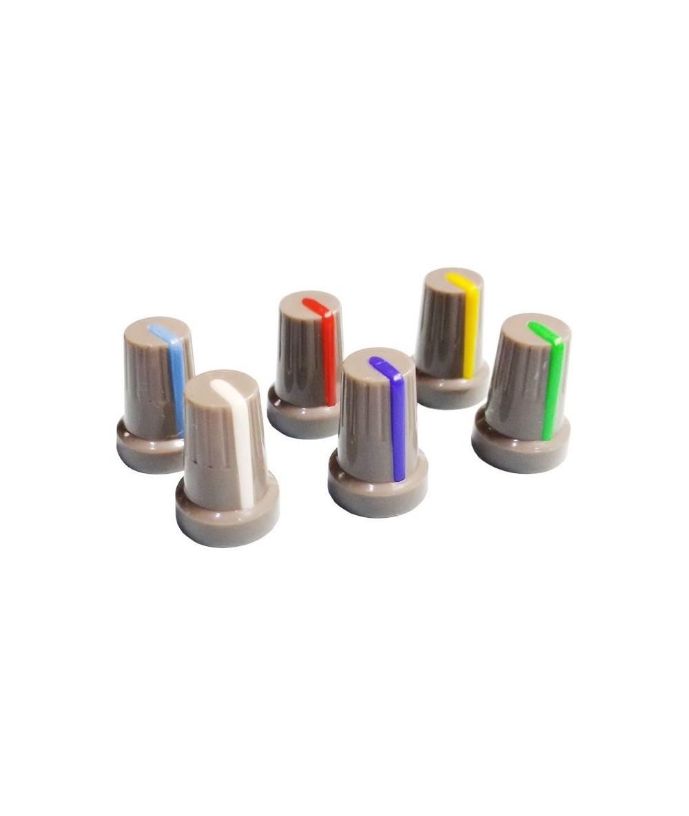 سر ولوم پلاستیکی با ارتفاع 20میلیمتر در رنگهای متنوع