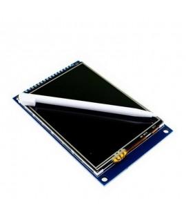 شیلد نمایشگر 3.2 اینچ برای آردینو mega2560 با تاچ مقاومتی