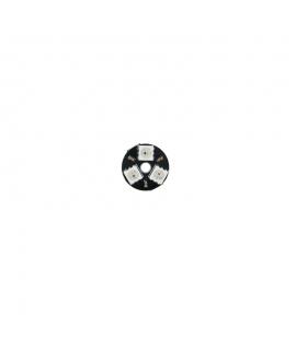 حلقه ال ای دی 3 تایی W2812 LED RGB RING