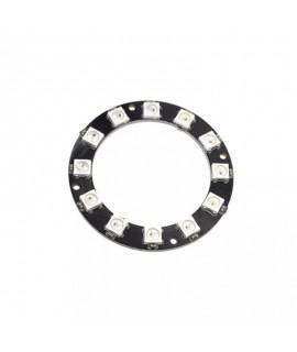 حلقه ال ای دی12 تایی W2812 LED RGB RING