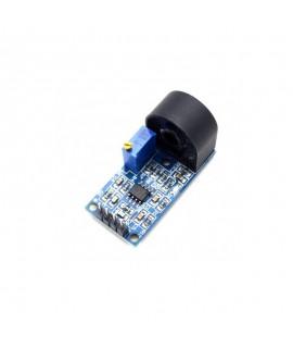 ماژول آمپرمتر AC تا 5 آمپر مدل ZMCT103C