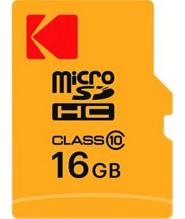 memory 16G / class10 kodak