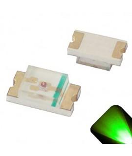 LED GREEN 1206