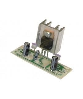 مبدل ولتاژ24و12 به ولتاژهای 7.5الی12