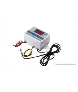 ترموستات و ترمومتر دیجیتال با قاب XH-W3001 مدل 24V